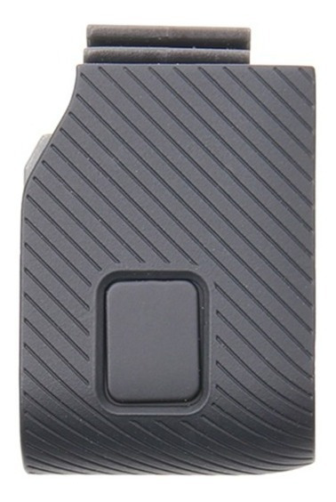 Tampa Usb Entrada Cover Lateral Cabo Gopro Hero 5 6 7