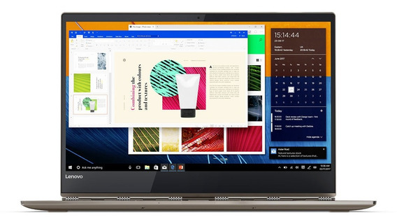 Lenovo Yoga 920 2 Em 1 Touch 4k I7 16gb 1tb Display 13,9