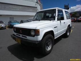 Mitsubishi Montero L042 Cabinado Mt 2600cc 3p Imp