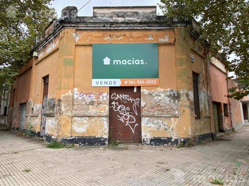 Esquina Marcos Paz Y Suipacha. Para Reconstrucción Comercial