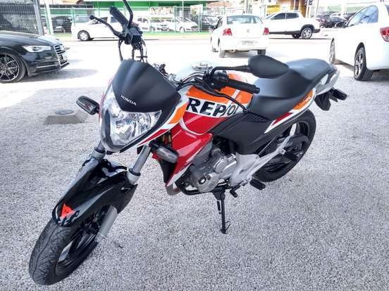 Honda Cb 300r 2014 Repsol