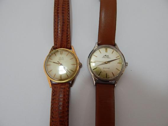 Relógios Mido Para Fazer Restauro.