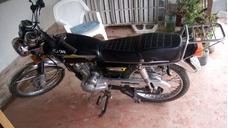 Mondial Rd125l Negra