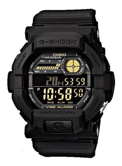 Relógio Masculino Casio G-shock Gd-350-1bdr - Preto