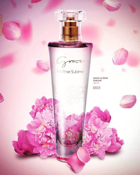 Perfume Grace Lá Rose Sublime * Original