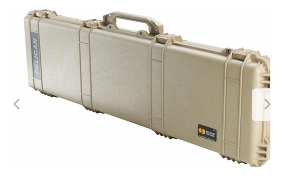 Case Para Rifles Marca Pelican Comprimento 50 Polegadas.
