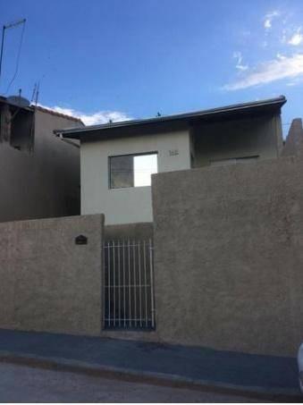 Ca1053 - Casa Com 2 Dormitórios À Venda, 58 M² Por R$ 133.000 - Centro - Santa Branca/sp - Ca1053