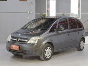 Chevrolet Meriva Gl 1.8 Con Gnc 2006 Color Gris Oscuro