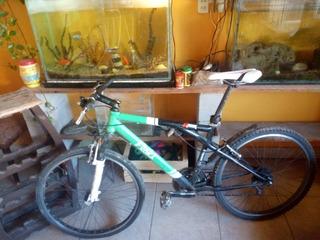 Bicicleta Kawasaki 21 Cambios Shimano Sis