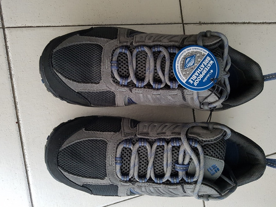 Zapatillas Columbia Techlite Waterproof!! Hombre!