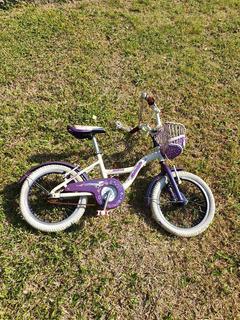 Bicicleta Raleigh Niña Lilhon 16