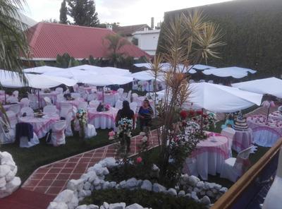 Alquilo Mobiliario Y Cristaleria Para Eventos En San Marcos