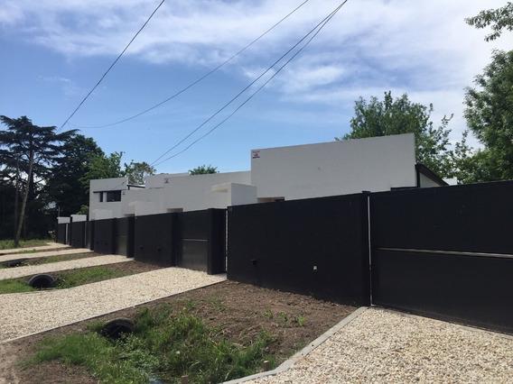 Casa En 1 Planta, En Alquiler, Villa Elisa, E/ Caminos