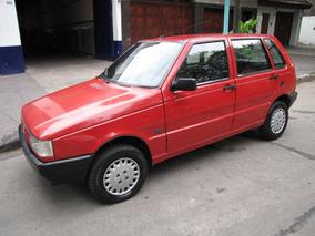 Fiat Uno Cs 1997 Motor Tipo 1.6 Full 5 Puertas Excelente