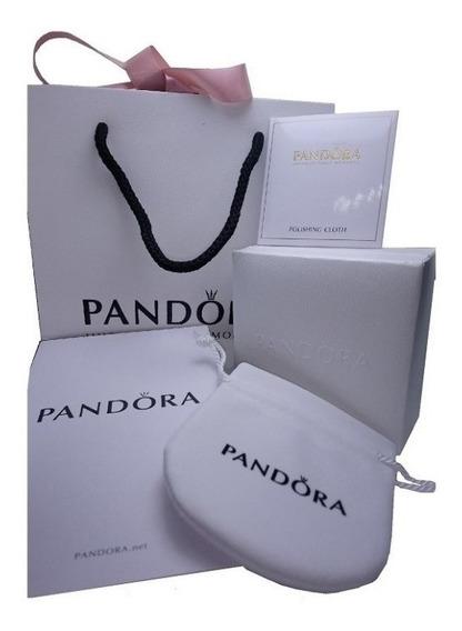 Pandora Bolsa De Regalo, Caja Pulsera Y Accesorios Original
