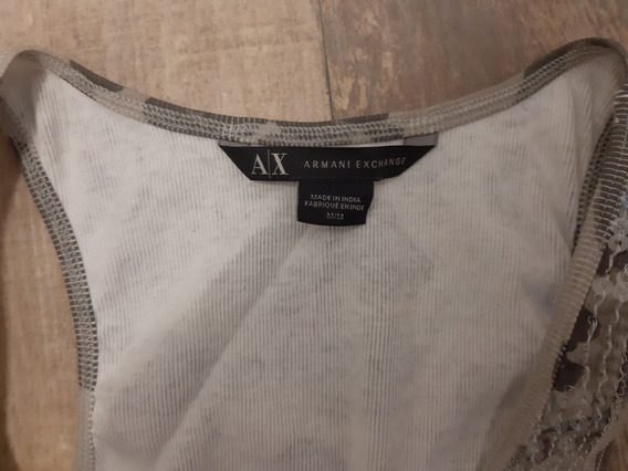 Musculosa Armani Exchange