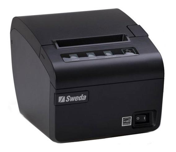 Impressora Térmica Sweda Si-300s Não Fiscal Guilhotina