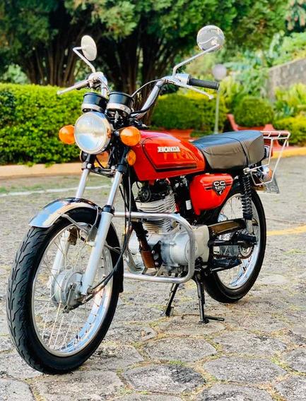 Honda Cg 125 ( Bolinha )