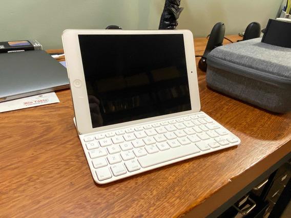 iPad Mini 2 32gb Como Novo Acompanha Teclado Sem Fio.