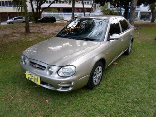 Kia Motors Shuma 1.5 16v