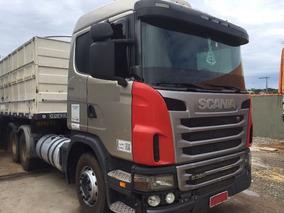 Scania 124 380 6x2 Ano 2010 /2010 Caminhão Único Dono