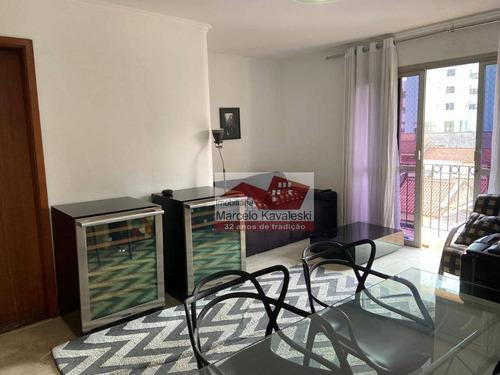Imagem 1 de 25 de Apartamento Com 2 Dormitórios À Venda, 70 M² Por R$ 590.000,00 - Vila Clementino - São Paulo/sp - Ap13222