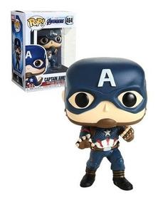 Funko Pop Captain America 464 - Avengers