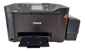 Multifuncional Canon Mb5110 Bulk Ink Grande + 30 Mil Paginas