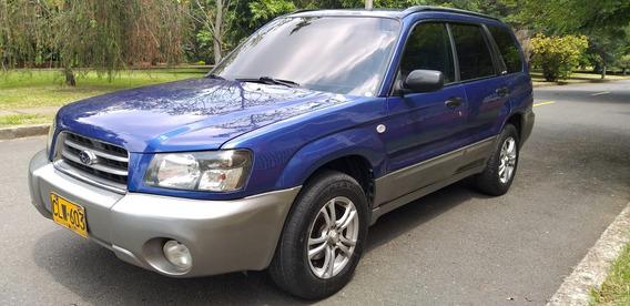 Medico Vende Subaru Forester At 4x4 2003