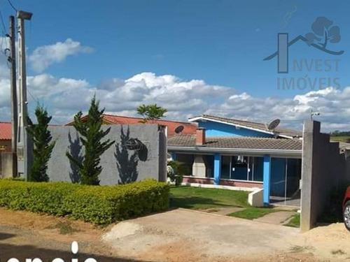 Cód 4037- Linda Casa Com Terreno De 250 M². - 4037