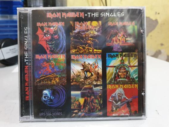 Cd Iron Maiden - The Singles (lacrado)