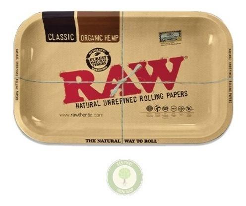 Bandeja De Armado Rolling Tray Small / Raw