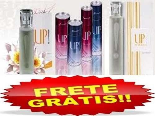 Perfumes Da Up Essência Com Fragrâncias Importadas Com 50 Ml