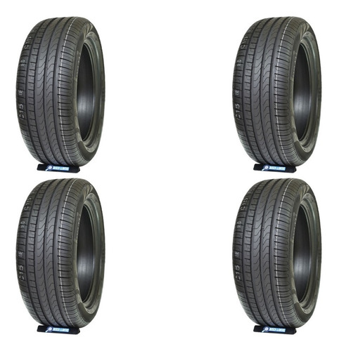Set De 4 Llantas Pirelli 235/55 R17 Scorpion Verde