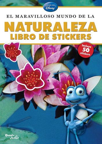 Imagen 1 de 3 de El Maravilloso Mundo De La Naturaleza. Libro De St De Disney