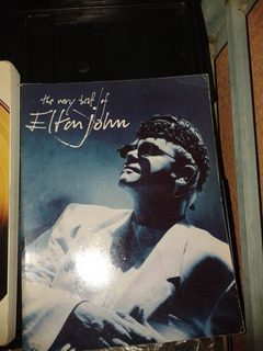 Libro De Partituras Elton John