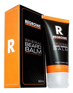 Balsamo Tratamiento Para Barba Original Regrowe