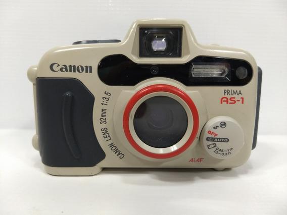 Câmera Canon Prima As -1 Subaquática Antiga Filme Fotografia