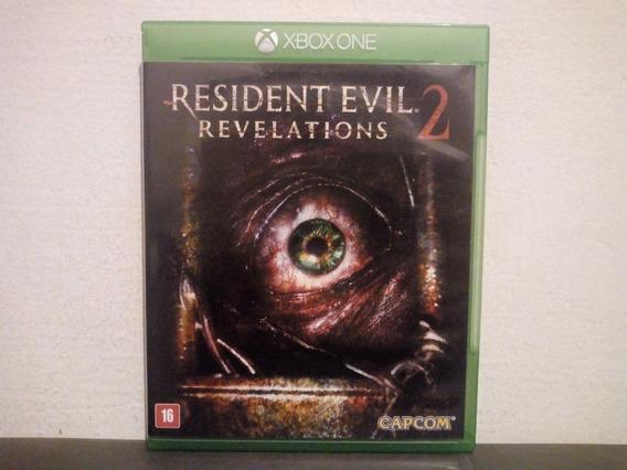 Xbox One Resident Evil Revelations 2 - Original - Trocas...