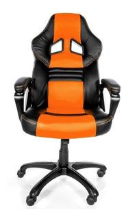 Silla Gamer Monza-or Orange