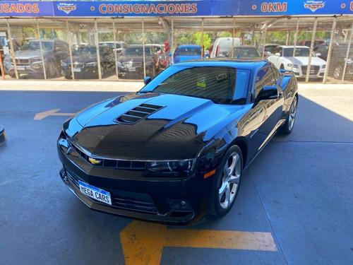 Chevrolet Camaro Ss 6.2 - V8 - Aut 2013!  Igual A Cero Km!