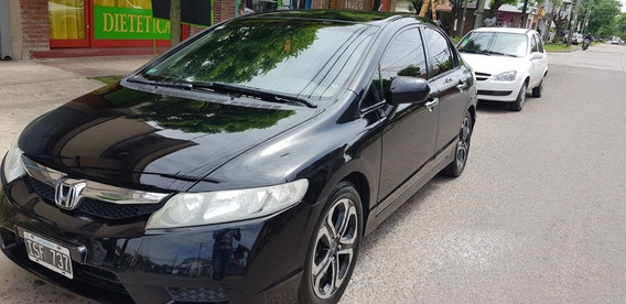 Honda Civic 1.8 Lxs Mt 2010
