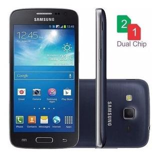 Samsung Galaxy Siii S3 Slim G3812 Dual 8gb, 5mp Usado Preto