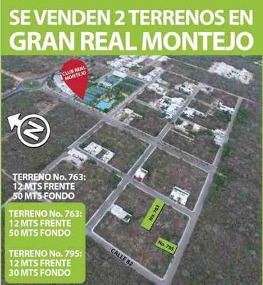 Gran Oportunidad De Terrenos En Venta En Real Montejo, Mérida.