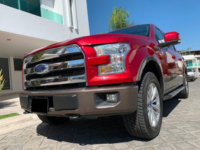 Ford Lobo Lariat 4x4 2016