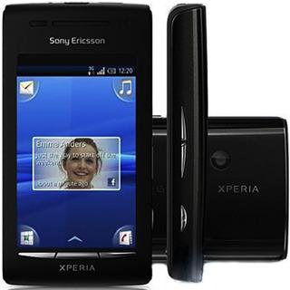 Sony Xperia X8 E15a 128mb 168mb Ram 3g Preto Vitrine 1