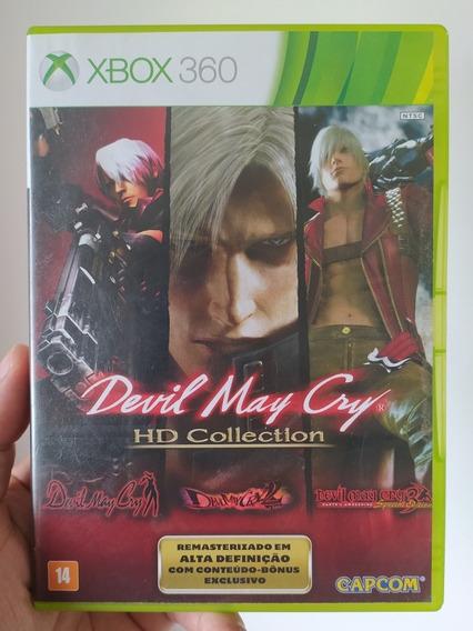 Dmc Devil May Cry Hd Collection Original M. Física Xbox 360