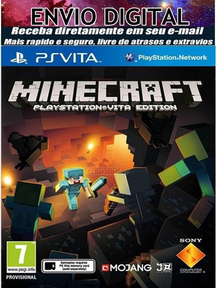 Patch Minecraft Psvita Henkaku Digital