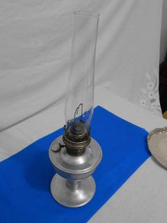 Antigo Lampião A Querosene Marca Aladim Decada De 60