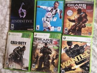Juegos De Xbox Y Fifa 19